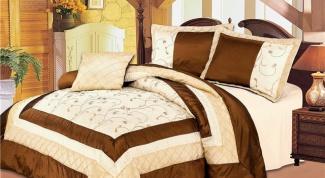 Как сшить покрывало для кровати