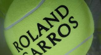 Как проходит «Ролан Гаррос»