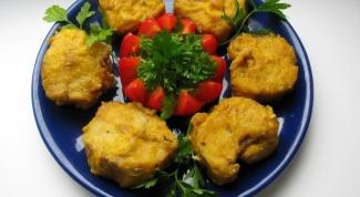 Как приготовить рыбу с куркумой