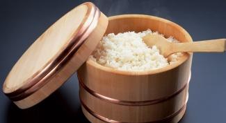 Как приготовить рис в пароварке