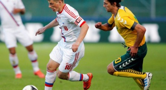 Как сыграли футболисты сборной России в товарищеском матче с Литвой