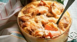 Как приготовить рыбу с картофелем, запеченную в сметане