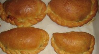 Как печь пирожки с сыром сулугуни
