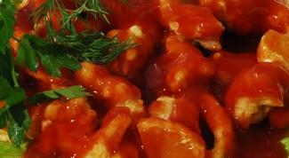 Какие бывают кисло-сладкие соусы