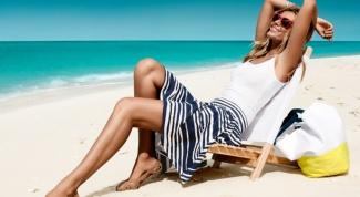 Как хорошо выглядеть на пляже