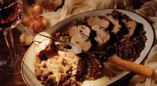 Как приготовить говядину по-бугрундски в красном винном соусе