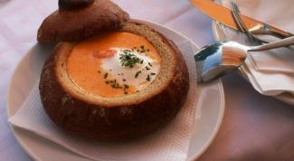 Как приготовить картофельный суп-пюре