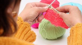 Какие бывают модели вязания спицами