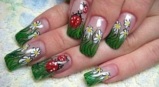 Что нужно для дизайна ногтей