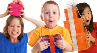Что подарить ребенку в День защиты детей