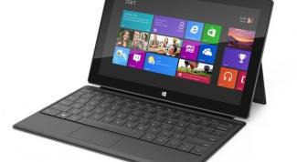 Каким будет новый планшет Microsoft