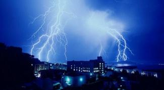 How dangerous thunder