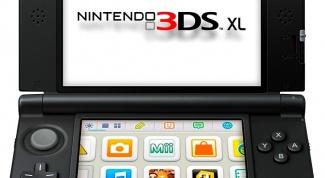 Что представляет собой новая игровая консоль 3DS XL от Nintendo