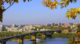 Where to go in Nizhny Novgorod