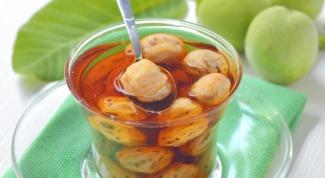 Как варить варенье из зеленых грецких орехов