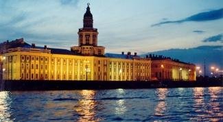 Когда в Петербурге белые ночи