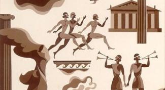 Как проходили Олимпийские игры в древности