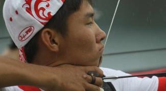 Летние олимпийские виды спорта: стрельба из лука