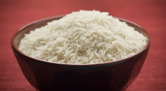 How to cook a rice to not stick together