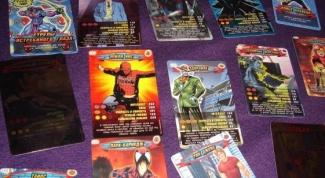 Где найти карточки с героями