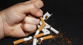 Как бросить курить и не растолстеть