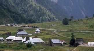 Как проходит День миротворца в Южной Осетии