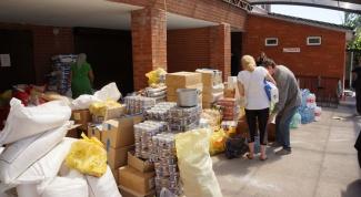 Как оказать помощь жителям Краснодарского края