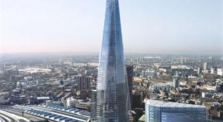Что будет находиться в самом высоком небоскребе Лондона