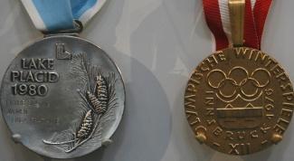 Как награждают олимпийцев