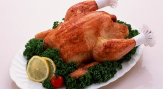 Как приготовить курицу на газовом гриле