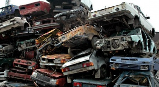 Как найти регионы для утилизации автомобилей