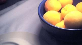 Как приготовить варенье из абрикосов с имбирем