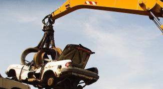 Что означает утилизационный сбор за автомобиль
