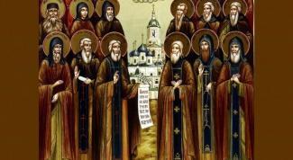 Что такое Собор Радонежских святых