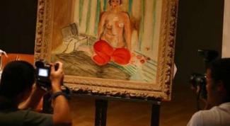 Как нашли картину Матисса