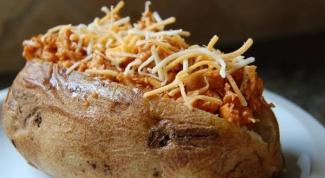 Как приготовить картофель с пармезаном на гриле