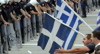 Как в Греции прошли предвыборные митинги