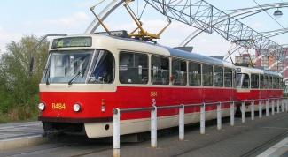 Как остановить потерявший управление трамвай