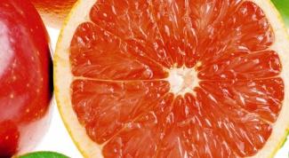 Как приготовить грейпфрутовое суфле