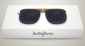 Что такое Instaglasses