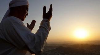 Что означает мусульманский Рамадан