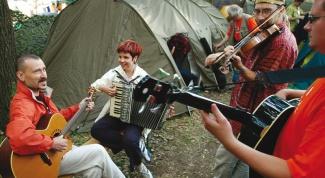 Как стать участником Грушинского фестиваля