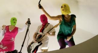 Что произошло с Pussy Riot