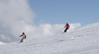 Зимние олимпийские виды спорта: горнолыжный спорт