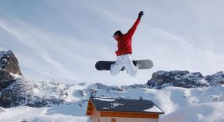 Зимние олимпийские виды спорта: сноуборд