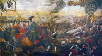 Когда была Полтавская битва