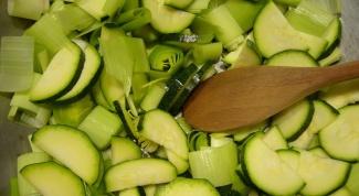Как сделать кабачки маринованные