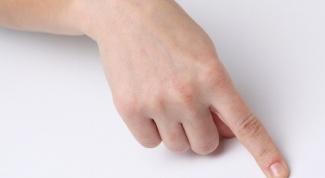 Как лечить ушиб пальца на руке