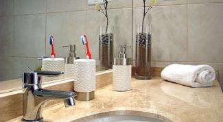 Как класть плитку для ванной