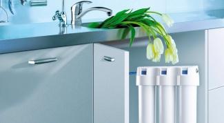 Зачем нужен фильтр для воды